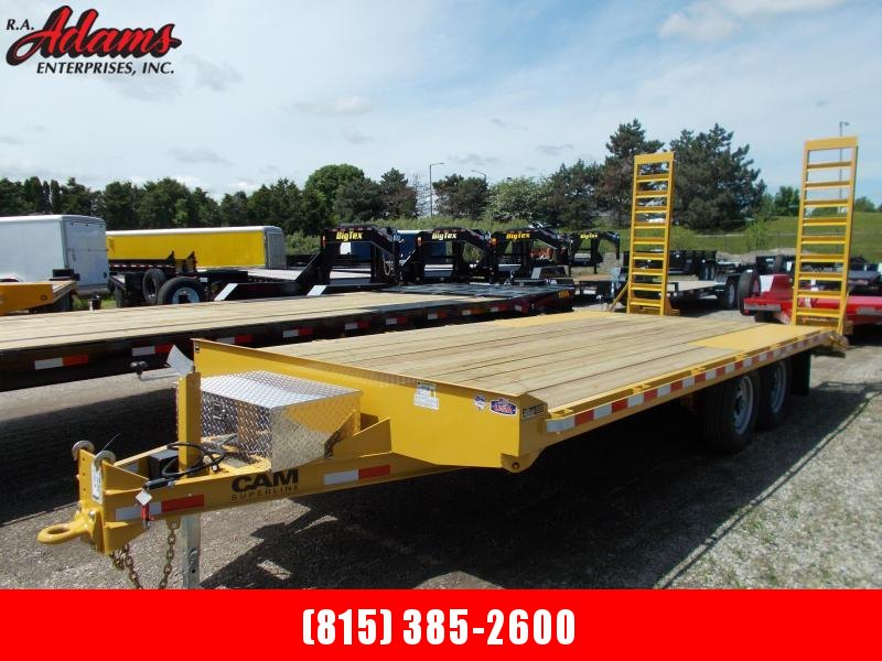2019 Cam Superline P5CAM818LDDO Equipment Trailer