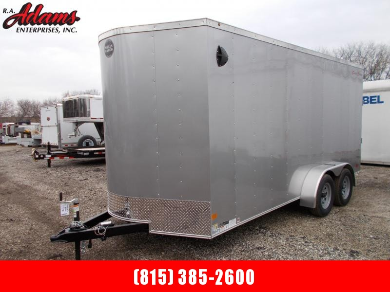 2020 Wells Cargo FT716T2-D Cargo / Utility Trailer