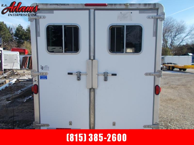 2007 Featherlite FL8549-4H 4-Horse Trailer