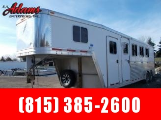 2007 Featherlite FL8549-4H 4-Horse Trailer