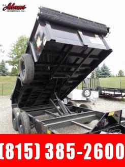 2020 Big Tex 14LX-14 Dump Trailer