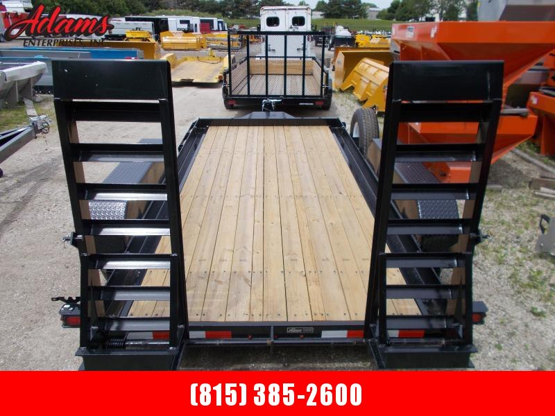 2019 Sure-Trac ST8014AE-B-140 Equipment Trailer