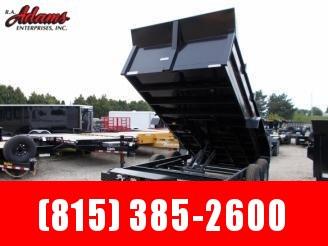 2020 Sure-Trac ST8214HLOD-B-140 Dump Trailer