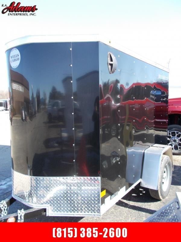 2020 Wells Cargo FT58S2-D Cargo / Utility Trailer