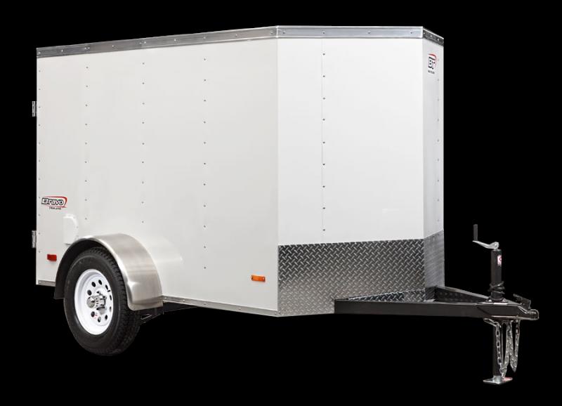 2020 Bravo Trailers SC58SA Cargo / Utility Trailer