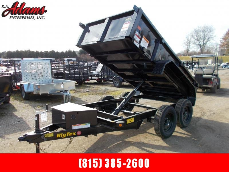 2020 Big Tex 70SR-10-5 Dump Trailer