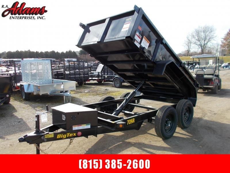 2020 Big Tex 70SR-10-5 Dump Trailer