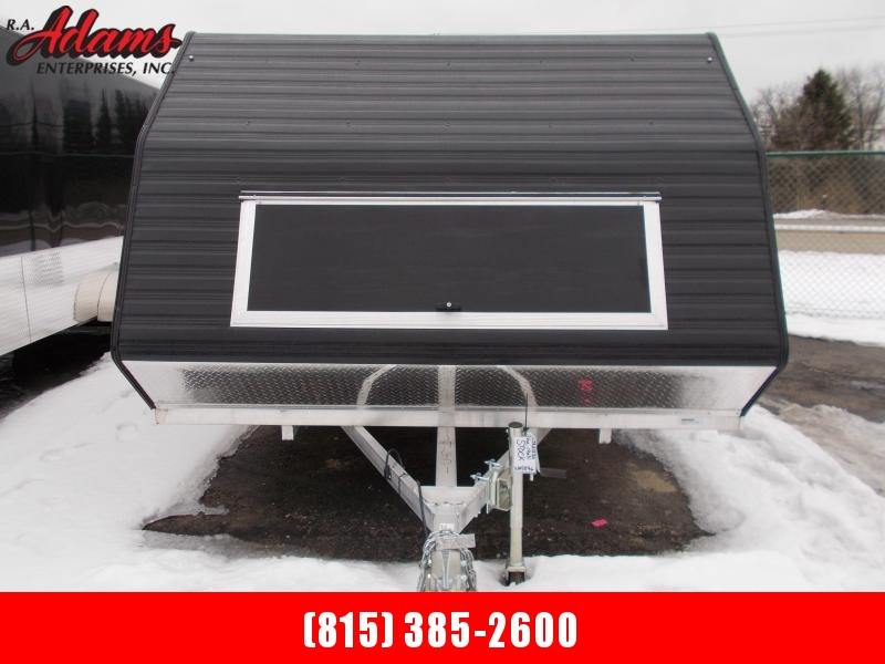 2020 Lightning LTA813SA Snowmobile Trailer