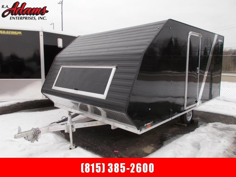 2020 Lightning LTA813SA Snowmobile Trailer