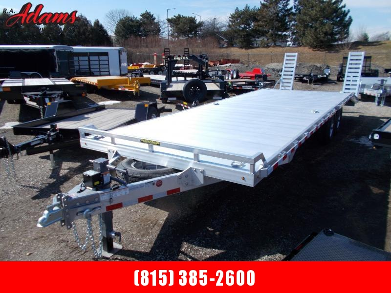 2021 Aluma 1026-14K Equipment Trailer