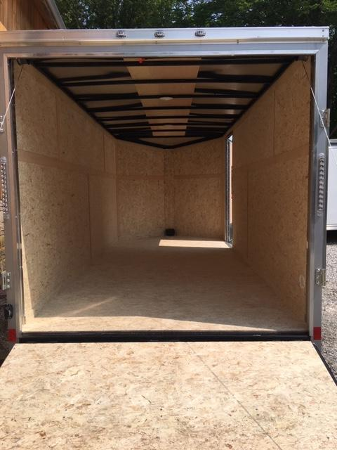2020 7' X 16' ENCLOSED CARGO TRAILER