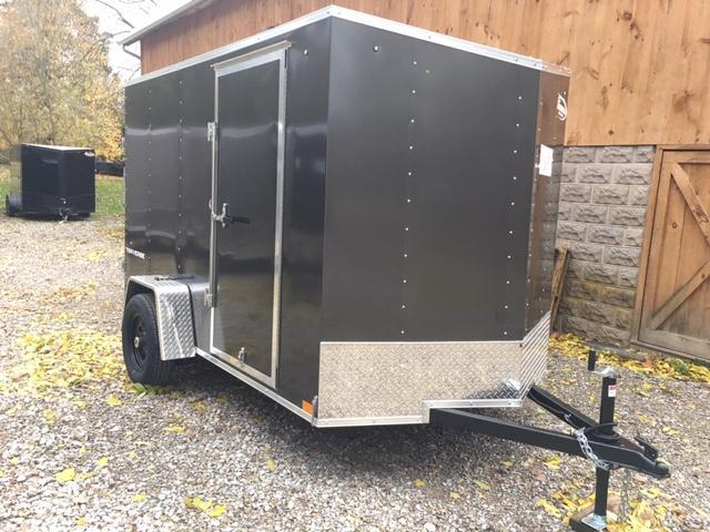FORMULA 6' x 10' ENCLOSED CARGO TRAILER