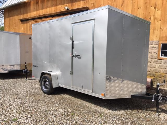 "2021 FORMULA 6' X 12' + 12"" ENCLOSED CARGO TRAILER"