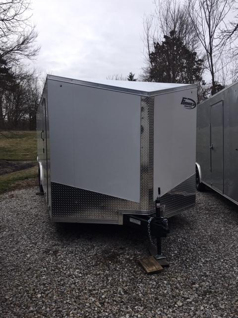"2021 8.5' X 24' + 6"" Formula Trailers Triumph Cargo Slope Nose Cargo / Enclosed Trailer"