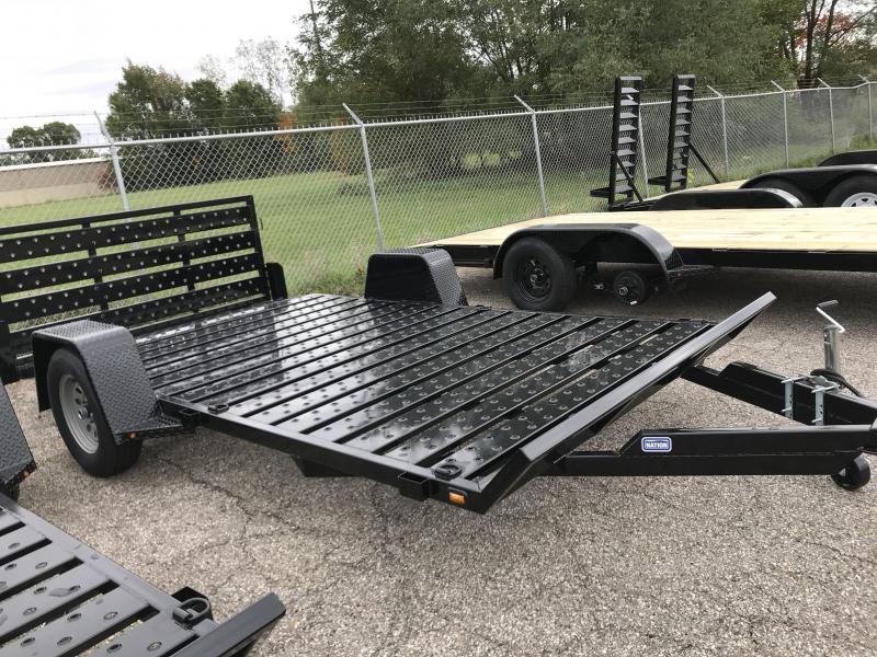6.5' X 13' TOY - ATV HAULER