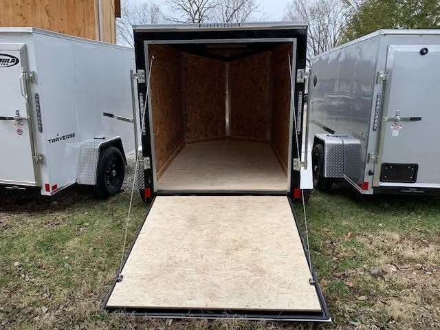 2021 FORMULA 5' X 8' ENCLOSED CARGO TRAILER