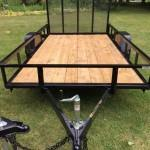 "2020 76"" x 12' GATOR MADE UTILITY / LANDSCAPE / ATV TRAILER"