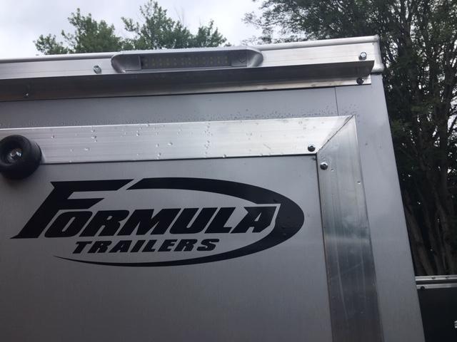 "2020 FORMULA  7' X 16' +6"" ENCLOSED CARGO TRAILER"
