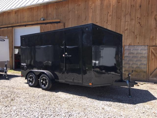 "2021 FORMULA FACTORY SPECIAL 7' x 14' +6"" BLACK OUT HP PACKAGE"
