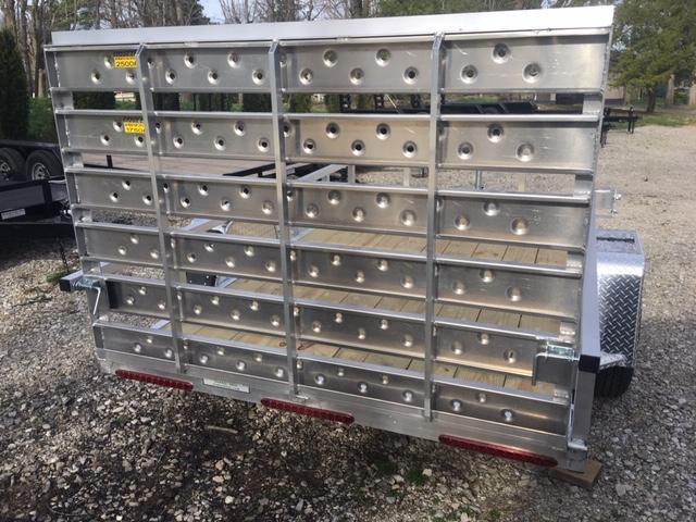 2020 QUALITY STEEL PRODUCTS UTILITY / LANDSCAPE / ATV TRAILER