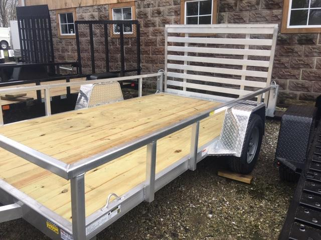 2021 QUALITY STEEL PRODUCTS UTILITY / LANDSCAPE / ATV TRAILER