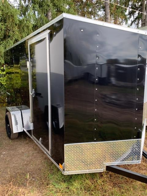 2020 FORMULA 6' x 10' ENCLOSED CARGO TRAILER