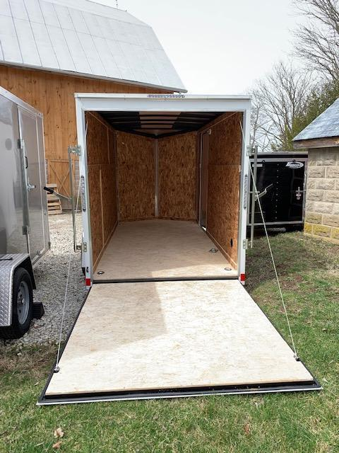 2021 FORMULA 5' x 10' ENCLOSED CARGO TRAILER