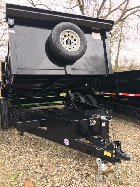 """2021 QUALITY STEEL PRODUCTS 83"""" X 12' DUMP TRAILER"""