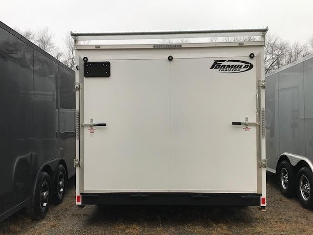 """2020 CONTRACTOR DLX TOOL CARGO / FLAT TOP / FLAT FRONT 8.5' X 16' + 12"""""""
