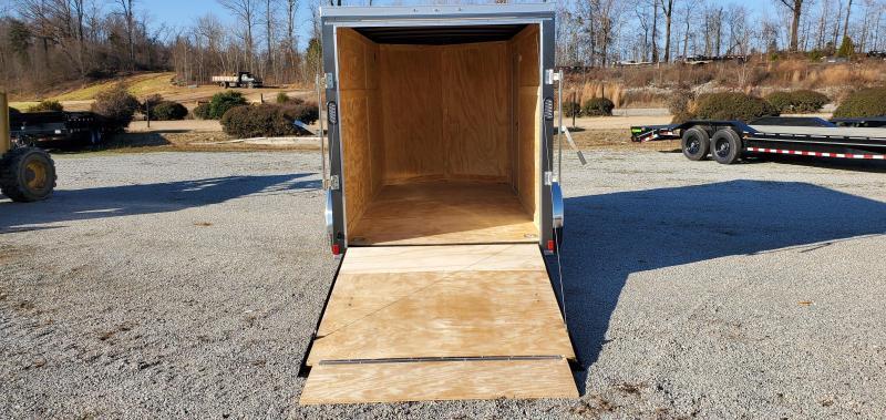 2020 Rock Solid Cargo 6' X 10' SA Enclosed Cargo Trailer