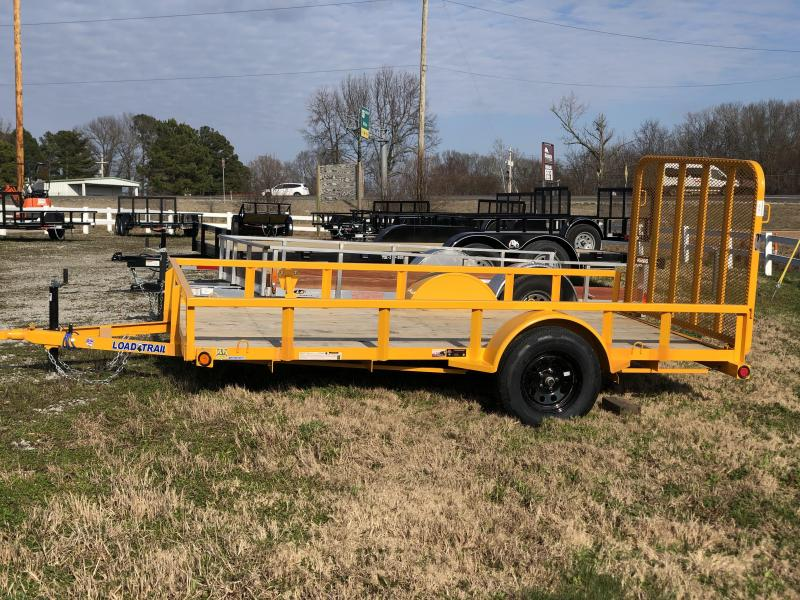 "2020 Load Trail 77"" X 12' Single Axle Utility Trailer"