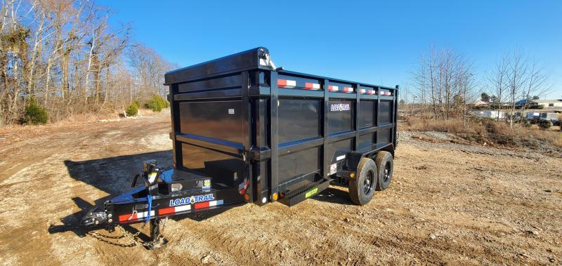 "2020 Load Trail 83"" X 14' Tandem Axle Dump Trailer 48"" Sides"