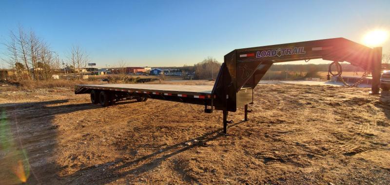 "2020 Load Trail 34' x 102"" Flatbed Trailer 22k GVWR"