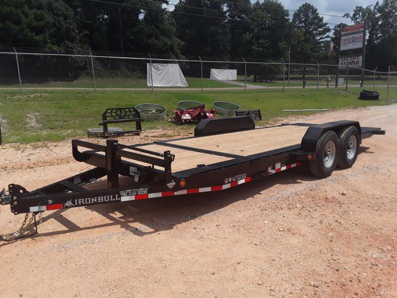 "2020 Iron Bull 83"" X 20' Tilt Equipment Trailer"