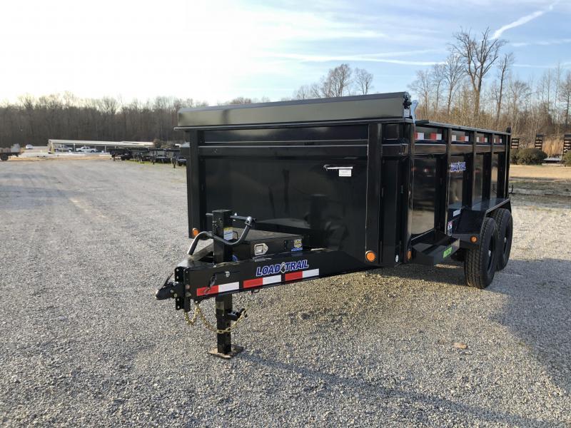"2020 Load Trail 83"" X 14' Tandem Axle Dump Trailer 36"" Sides"