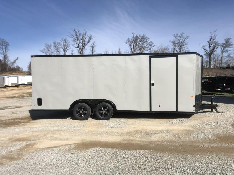 2020 Rock Solid Cargo 8.5' X 20' Tandem Axle Enclosed Cargo Trailer