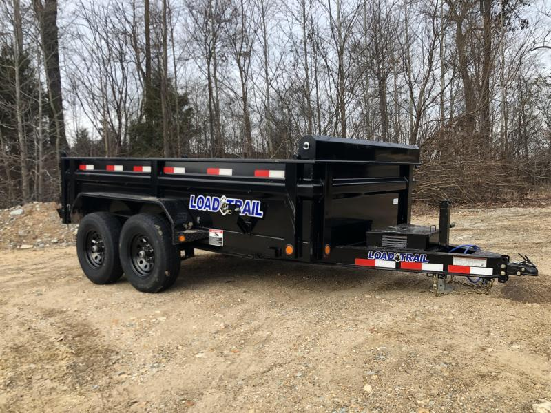 2020 Load Trail 6' x 12' Dump Trailer