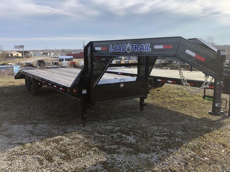 "2020 Load Trail 102"" X 25' Equipment Trailer"