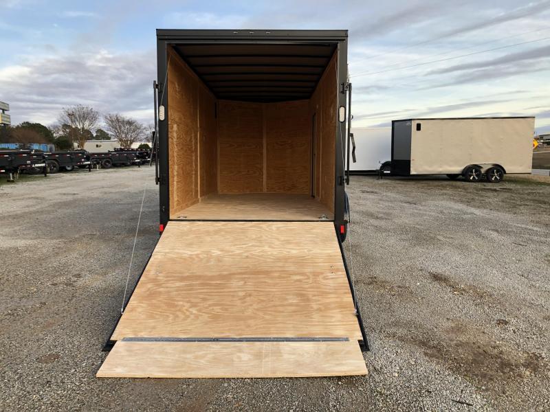 2020 Rock Solid Cargo 7' x 16' x 7'Tandem Axle Enclosed Cargo Trailer