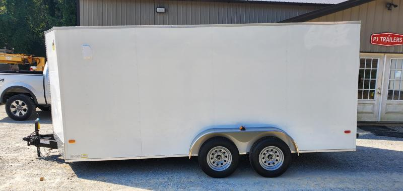 2020 Covered Wagon Trailers 7X16 TA Enclosed Cargo Trailer