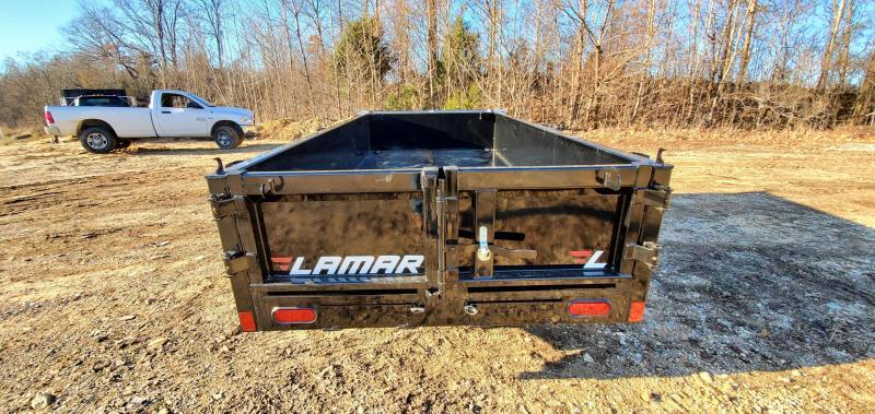 "2020 Lamar Trailers 60"" x 10' Mini Dump Trailer"