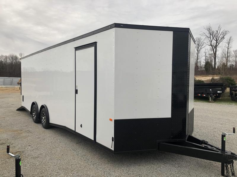 2020 Rock Solid Cargo 8.5 x 24' x 7' Enclosed Cargo Trailer