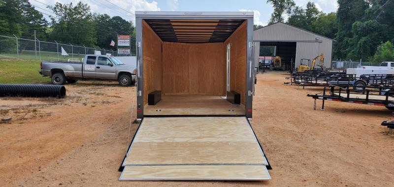 2020 Covered Wagon Trailers 8.5' X 18' W/ 2 3500 lb axles Enclosed Cargo Trailer