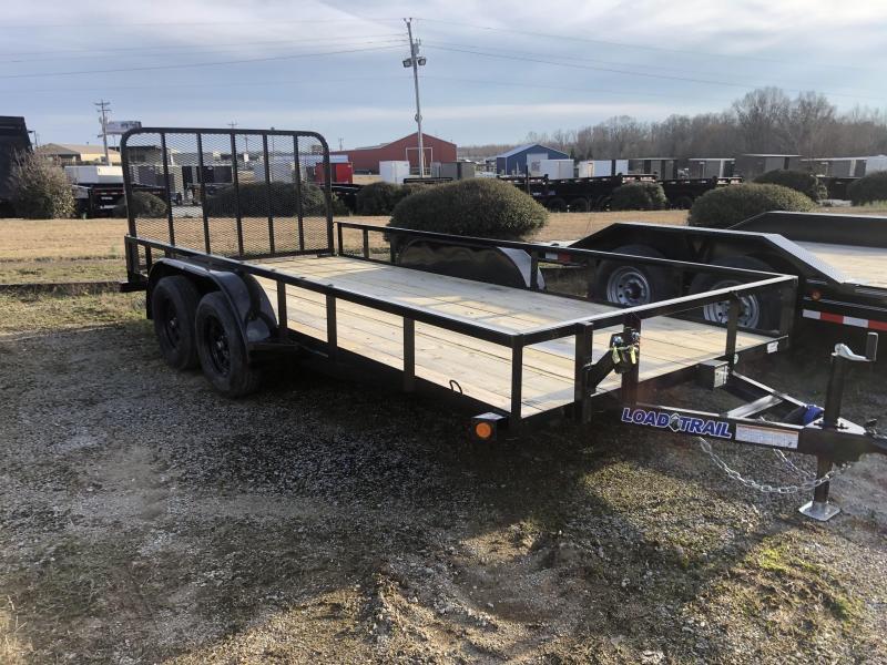 "2020 Load Trail 83"" X 16' Utility Trailer"