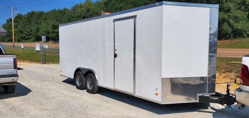 2020 Covered Wagon 8.5' x 20' x 7' Tandem Axle  Enclosed Cargo Trailer