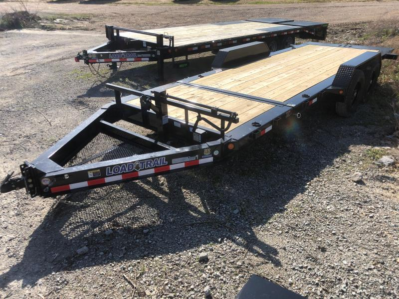 "2020 Load Trail 83"" x 20' Tilt Equipment Trailer"