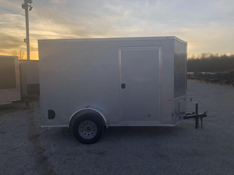2020 Rock Solid 6 x 10 Single Axle Enclosed Trailer