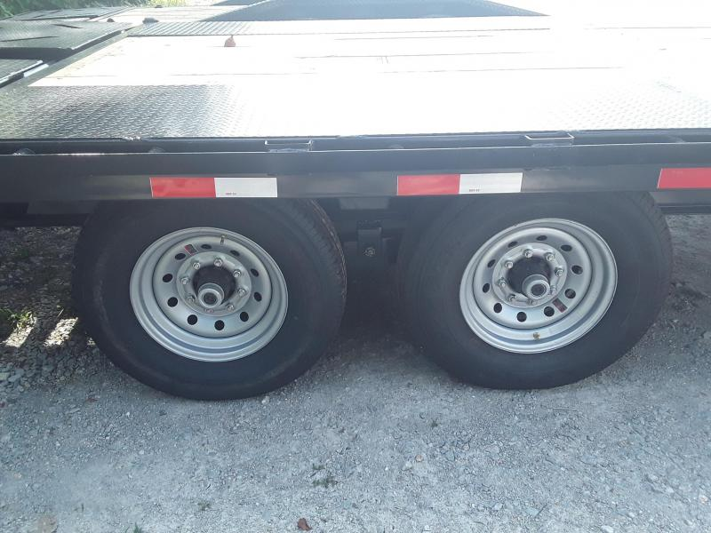 "2020 Iron Bull 102"" X 25' Equipment Trailer"