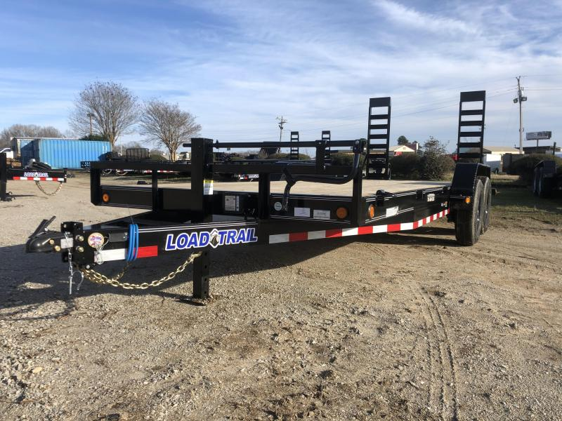 "2020 Load Trail 83"" x 20' Tandem Equipment Trailer"