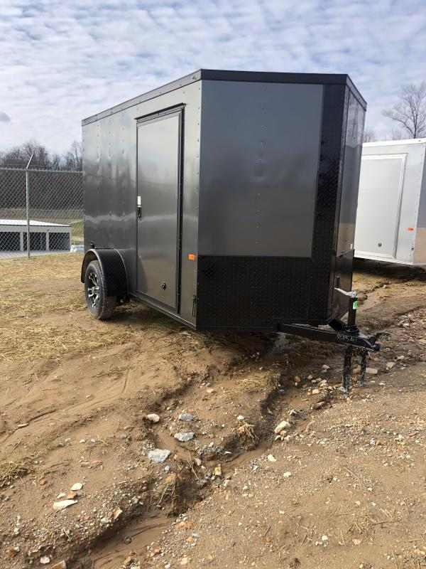 2020 Rock Solid 6 X 10 Enclosed Trailer